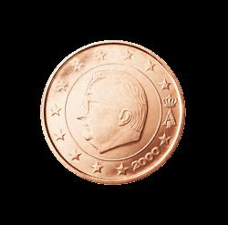 Belgien 2 Cent Kursmünze 2000 Euro Münzen Banknoten Geldscheine
