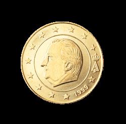 Belgien 10 Cent Kursmünze 1999 Euro Münzen Banknoten Geldscheine
