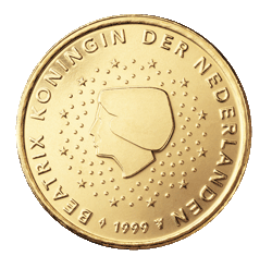 Niederlande 50 Cent Kursmünze 2000 Euro Münzen Banknoten