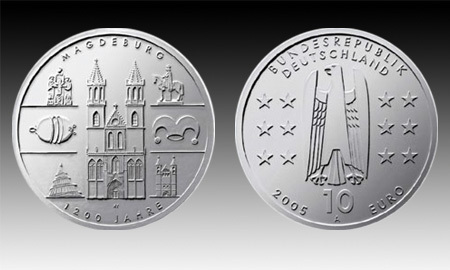 2005 Euro Münzen Banknoten Geldscheine Notgeld Notaphila Gmbh