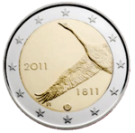2 Euro Finnland 2011 Nationalbank