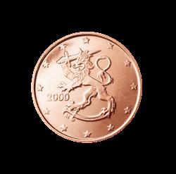 Finnland 2 Cent Kursmünze 2000 Euro Münzen Banknoten Geldscheine