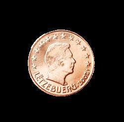 Luxemburg 1 Cent Kursmünze 2008 Euro Münzen Banknoten
