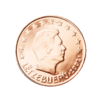 Luxemburg 5 Cent Kursmünze 2004