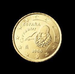 Spanien 10 Cent Kursmünze 2009 Euro Münzen Banknoten Geldscheine