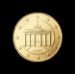 Deutschland 10 Cent Kursmünze 2004 D Euro Münzen Banknoten