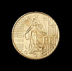 Frankreich 10 Cent Kursmünze 2006 Euro Münzen Banknoten