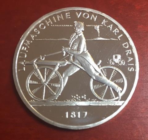20 Euro Münze Deutschland 125 Geburtstag Otto Dix 2016 Notaphila